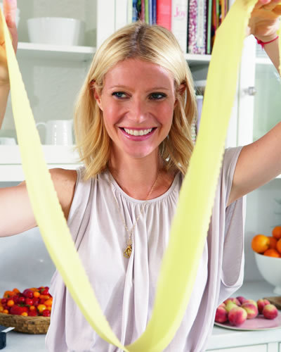 Due ricette dal libro appunti dalla mia cucina di gwyneth paltrow - Appunti dalla mia cucina ...