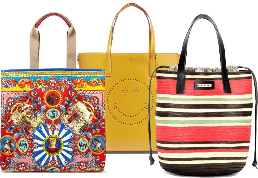 Borse Di Moda In Plastica : Borse grandi di moda in questa estate