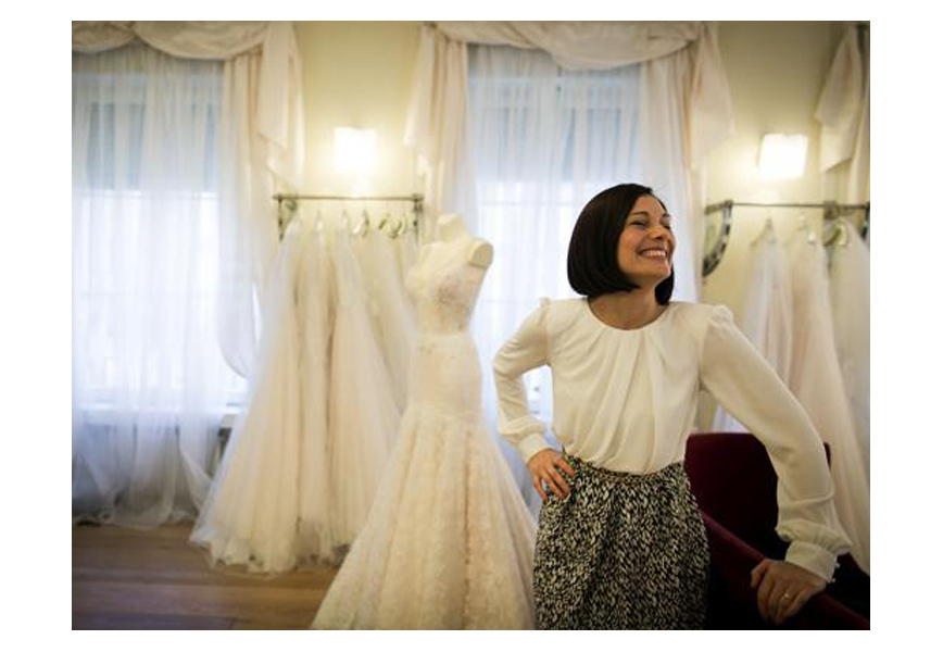 Sognare tre abiti da sposa