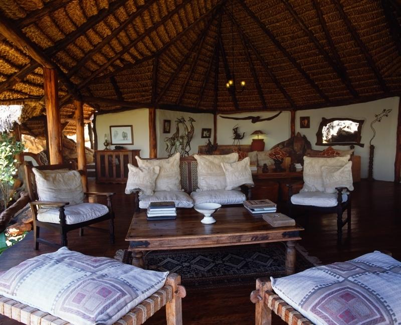 Stile etnico come decorare casa con idee d 39 arredo a tema africa - Stile etnico casa ...