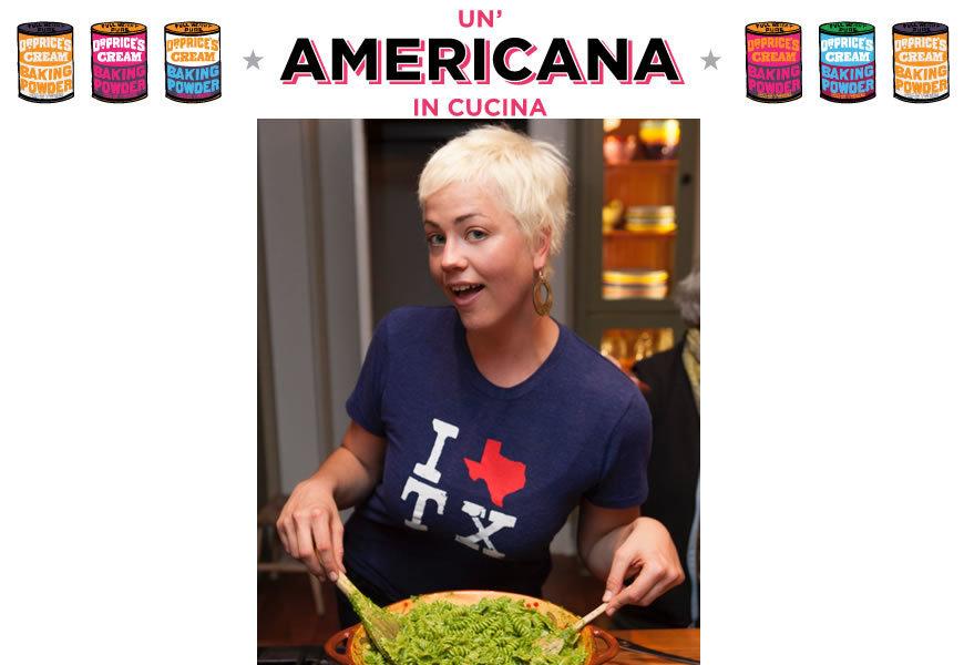 Americana in cucina