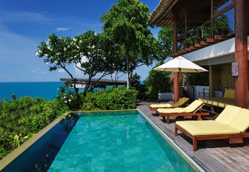 Lusso e sostenibilit la classifica degli hotel 5 stelle for Arredi per alberghi e hotel