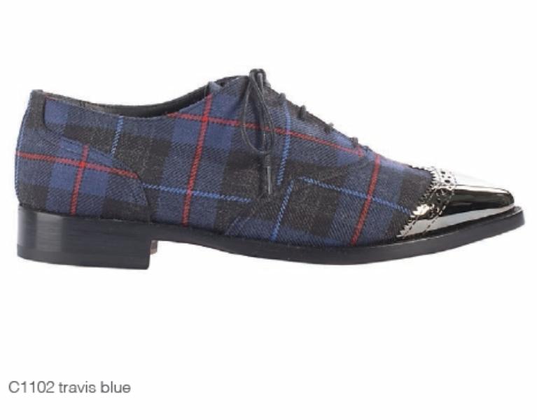 scarpe scozzesi