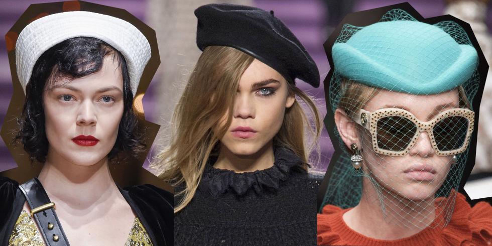 Conosciuto Cappelli di moda inverno 2017: 5 modelli di tendenza JS91