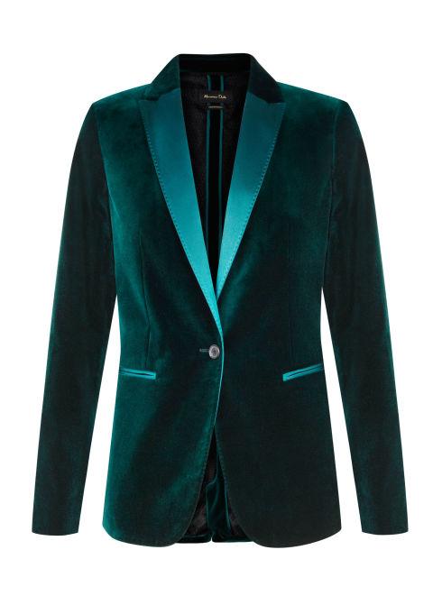 Favoloso 11 giacche di velluto da indossare questo inverno SH88