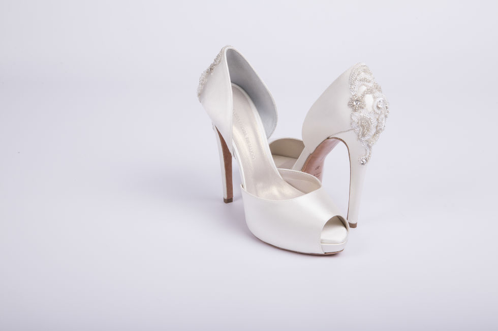 Super 26 scarpe sposa 2017: le tendenze moda per la primavera estate KC61