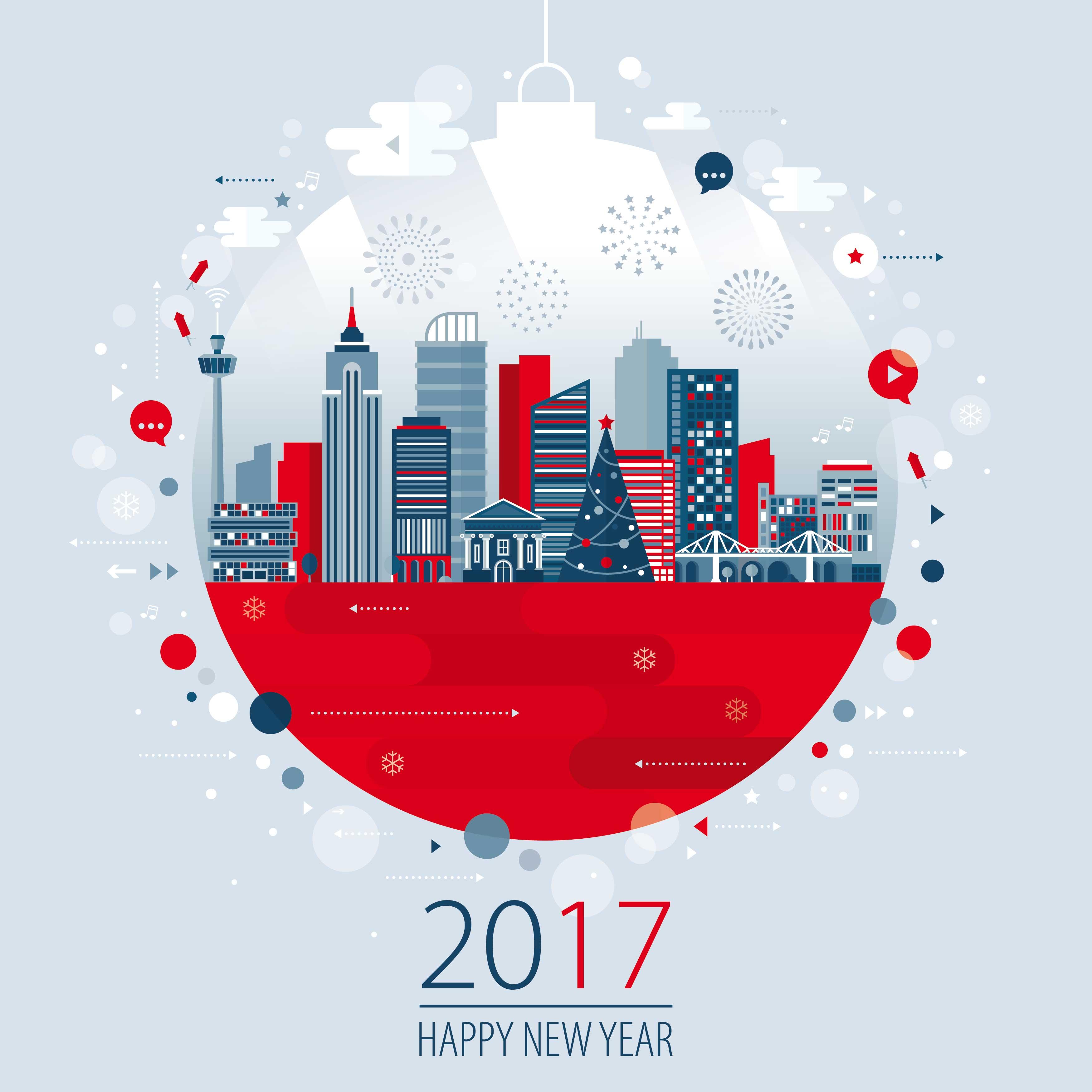 Auguri di buon anno divertenti 10 cartoline per il nuovo anno for Messaggi divertenti di buon anno