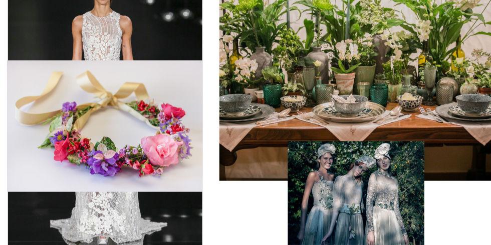 Super La wedding planner Ilde Garritano presenta 2 stili di matrimonio KL26