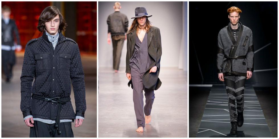 Favoloso Moda Uomo: le 15 grandi tendenze della Milano Fashion Week YC01
