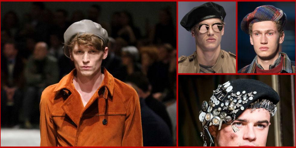spesso Cappelli: la moda del basco per l'autunno inverno 2017 2018 DE97