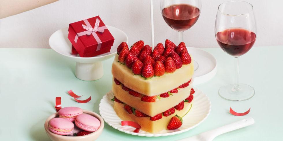 Ricette facili per serata romantica ricette popolari - Idee cena romantica a casa ...