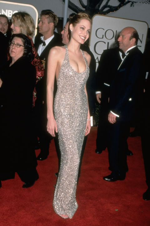 Angelina Jolie, i look sui red carpet - Lo stile di ...