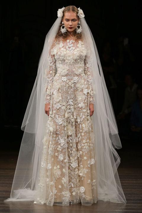 Souvent 10 abiti da sposa per 10 stili HM85