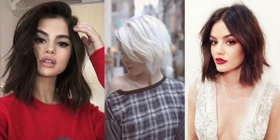 Amato Caschetto lungo: 7 tagli di capelli da copiare dalle star WN27