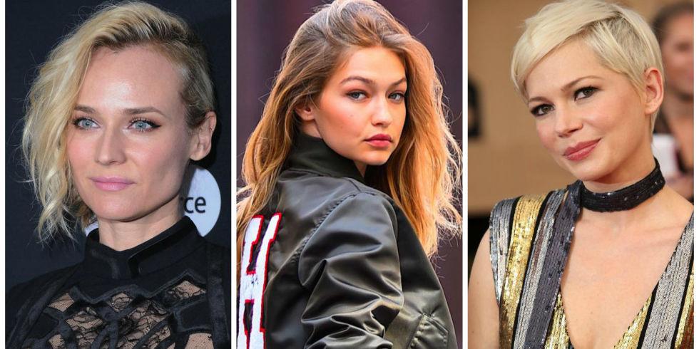 Favoloso Capelli biondi: tutti i tagli e le tonalità moda primavera estate 2017 XC71