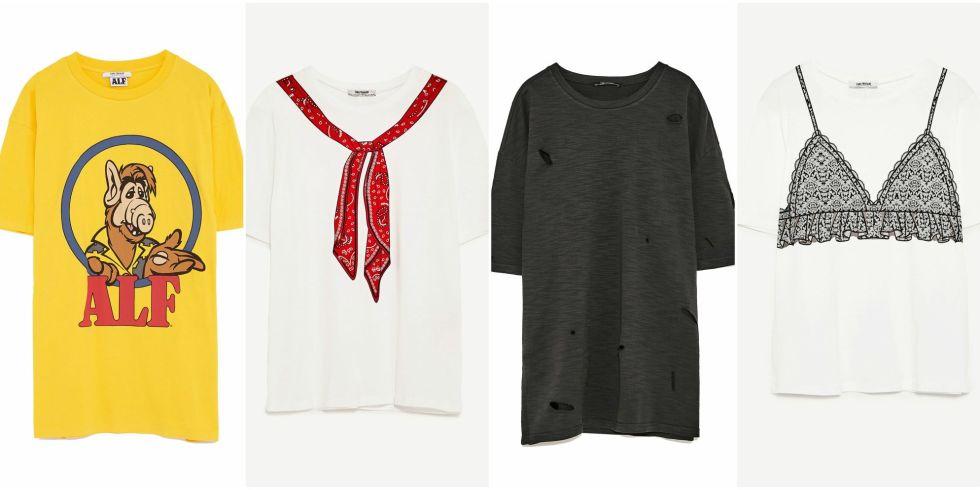 Favorito Zara Undergenered: magliette molto particolari CU26
