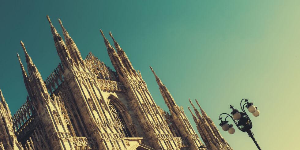 Palme in Piazza Duomo a Milano: sì o no?