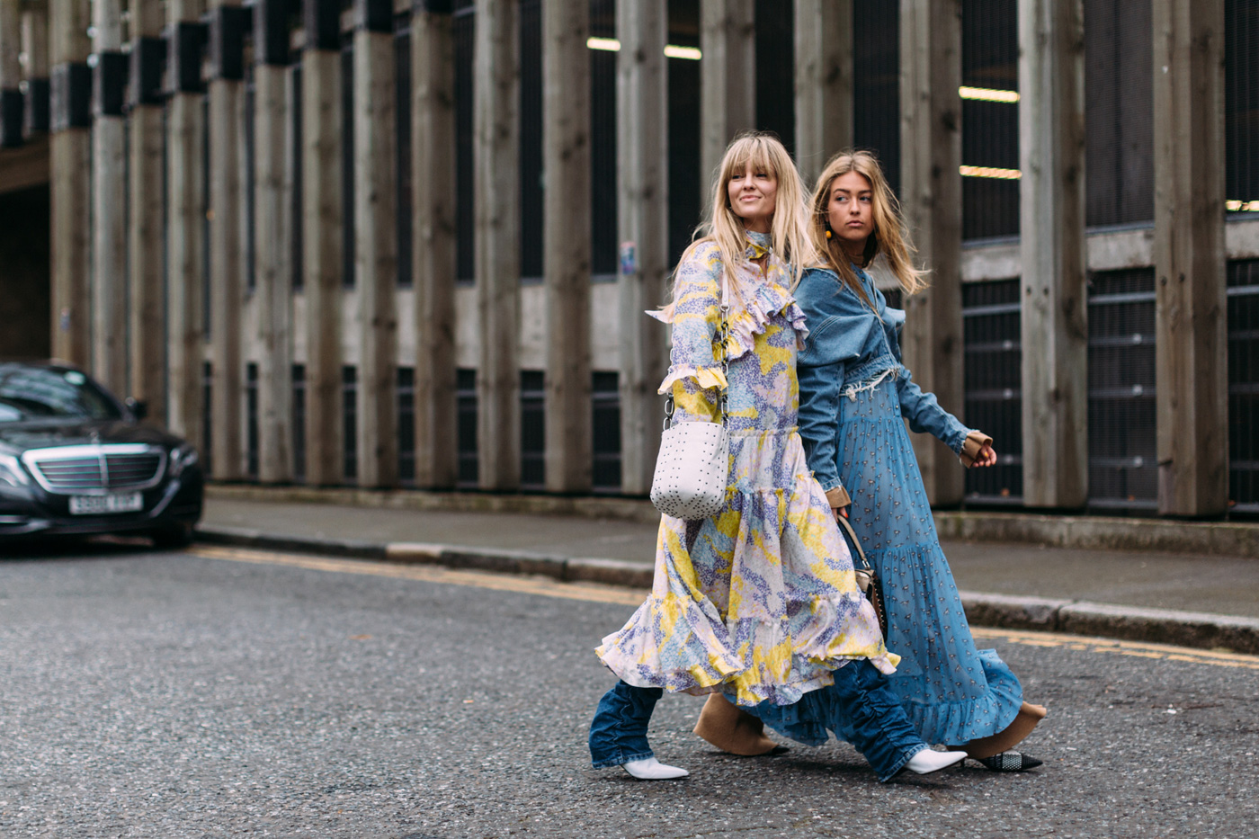 Lo Street Style Della London Fashion Week Autunno Inverno 2017 2018