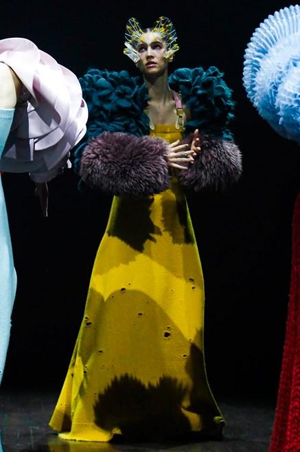 Giochi di moda: regina di cuori. Dalle sfilate autunno inverno 2013-14 ...