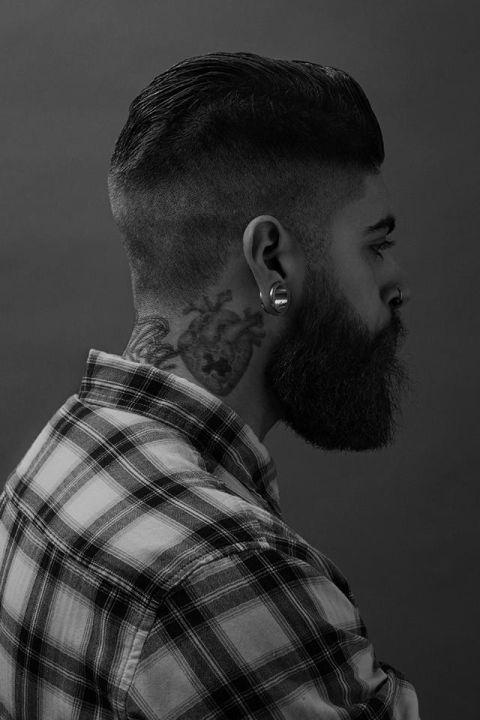 Taglio di capelli anni 20 uomo