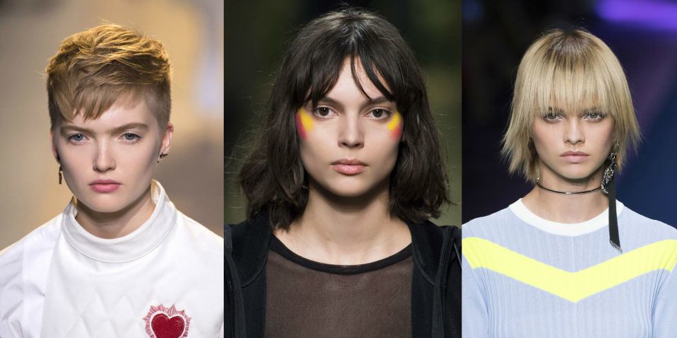 Bien-aimé Tagli capelli corti 2017: le acconciature glam per la primavera estate UT17