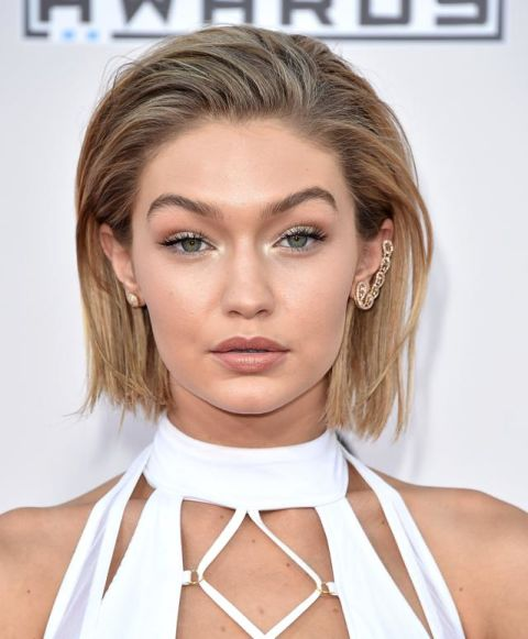 Amato Trucco occhi verdi: 5 idee make up copiate a Gigi Hadid CR58
