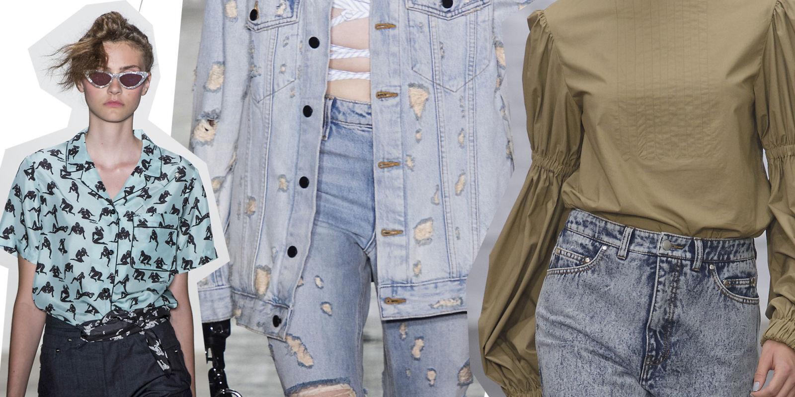 Préférence Jeans a vita alta: come abbinarli per la moda estate 2017 RR25
