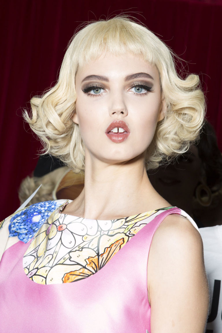 Top 6 acconciature capelli corti di tendenza primavera estate 2017 WY56