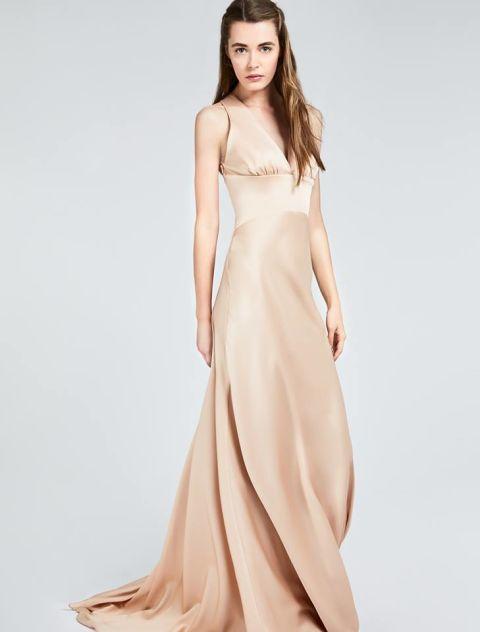 Favoloso Gli abiti da sposa del 2018 seguono una tendenza chiara: il colore  LV81
