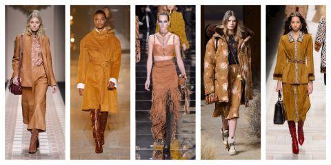 Moda autunno inverno 2018 i colori di tendenza for Colori moda inverno 2018