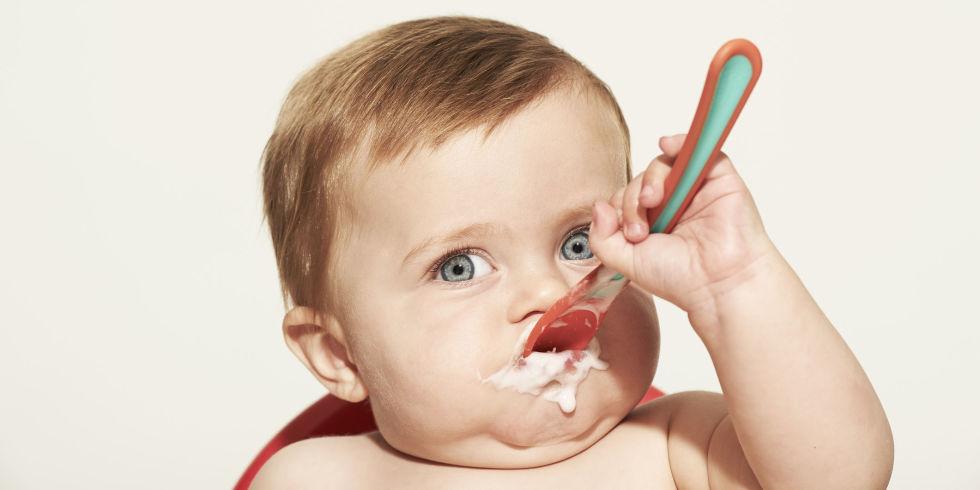 Popolare Neonati e bambini piccoli: alimentazione più giusta e corretta TE55