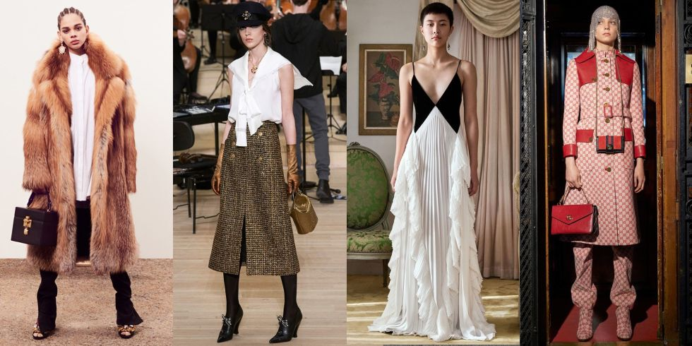 The Best Looks From Pre-Fall 2018