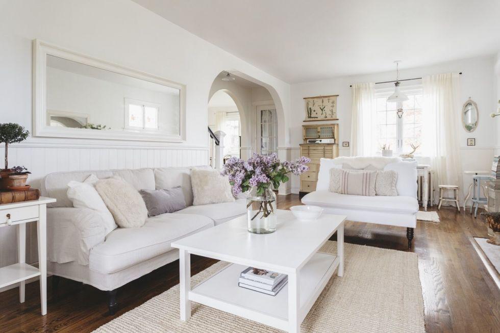 Consigli per arredare casa: lo stile vintage shabby chic per ...