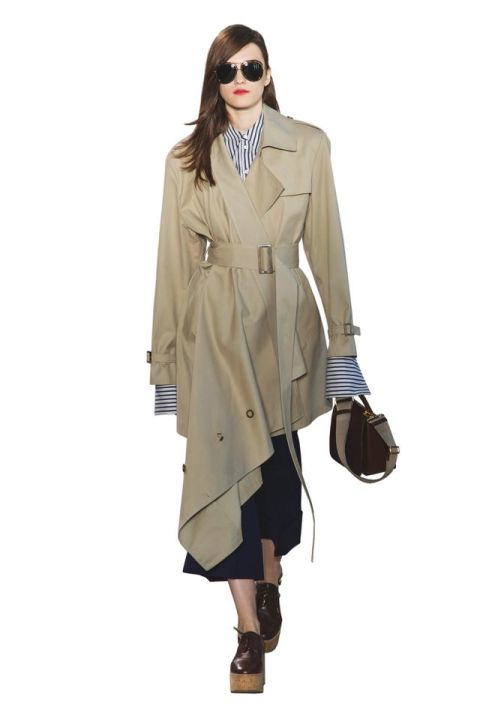 trench donna moda primavera estate 2017